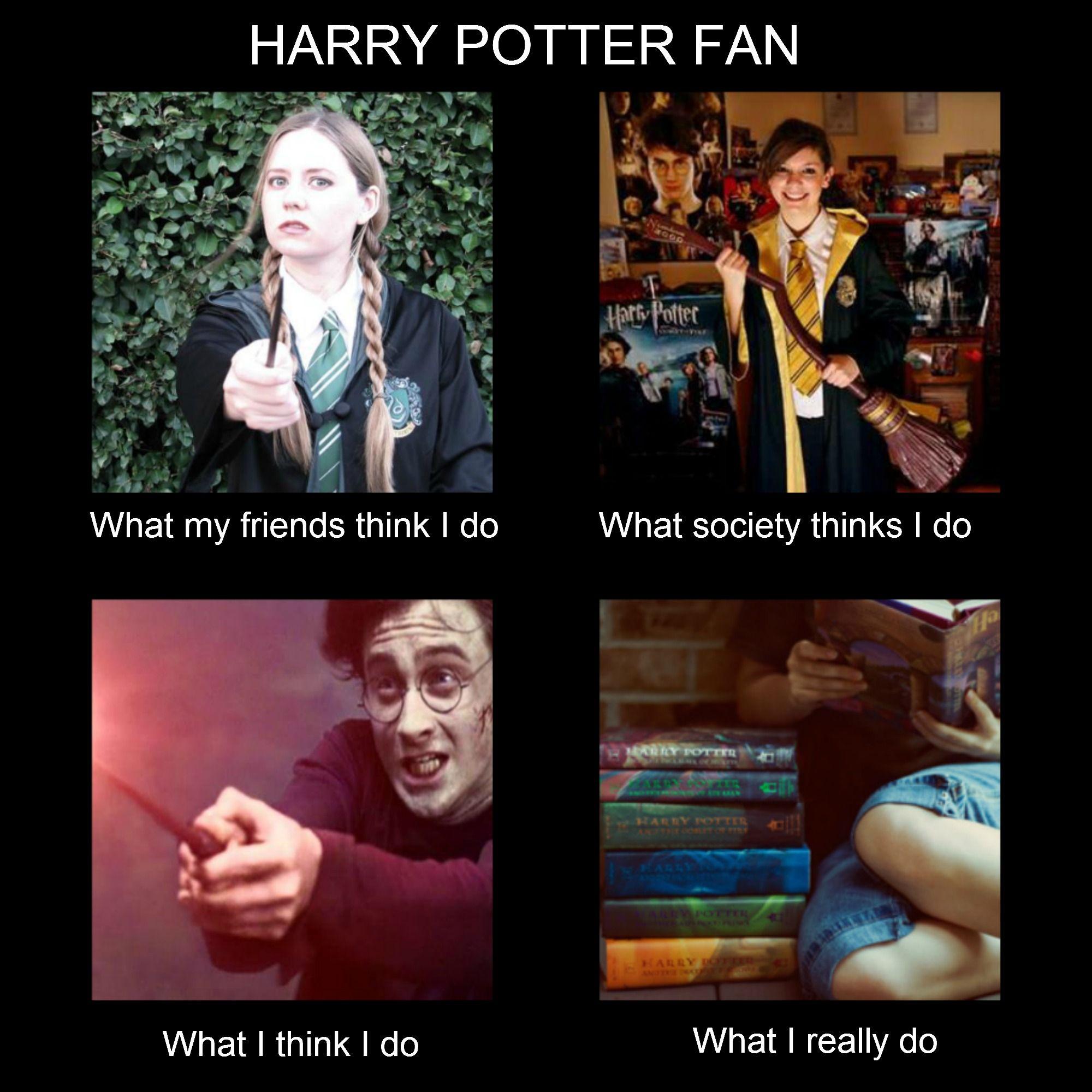 What Harry Potter Fans Do Pretty Accurate Harry Potter Theme Song Harry Potter Fandom Harry Potter Fan