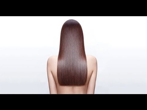 How to cut a One Length haircut - Women's long hair by Tracey ...