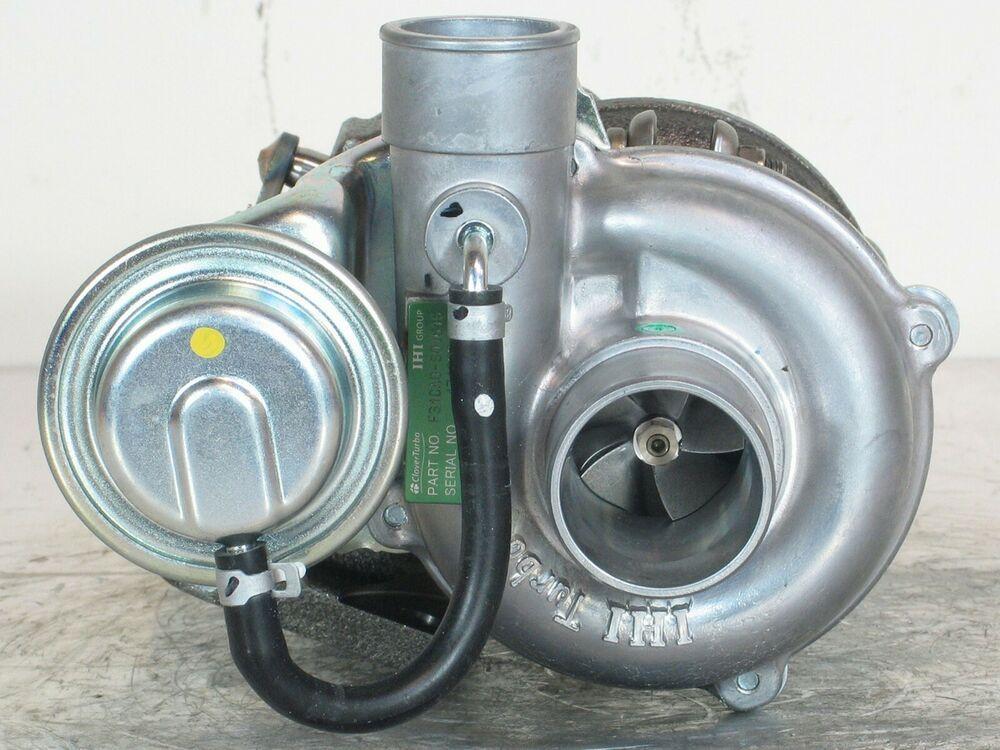 eBay #Sponsored NEW OEM IHI RHF3 Turbo Kubota Tractor