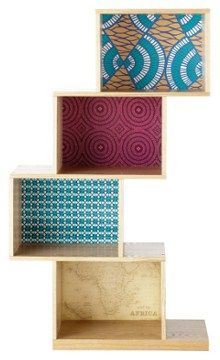 Regalelemente Mit Bedruckter Beklebter Tapezierter Lackierter Ruckwand Tapete Geschenkpapier Geschenkpapier Tapeten Mobel Verschonern