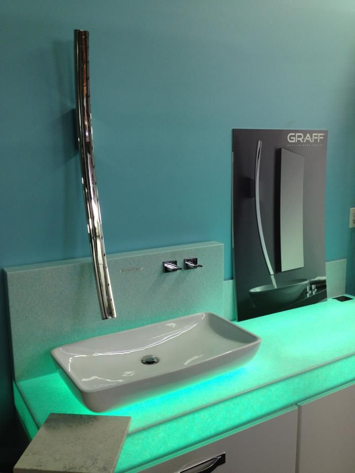 GRAFF Luna faucet on display in Chicago. | GRAFF on Display ...