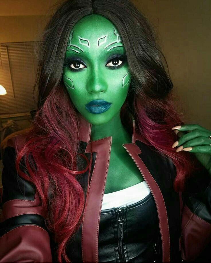Pin by Heather on Halloween Costumes | Cosplay makeup ...
