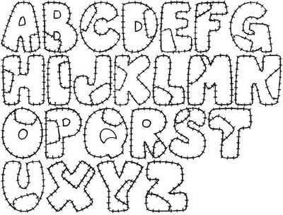 Alphabets crafts free patterns on tumblr pinterest craft alphabets alphabet lettersalphabet templatescalligraphy pronofoot35fo Image collections