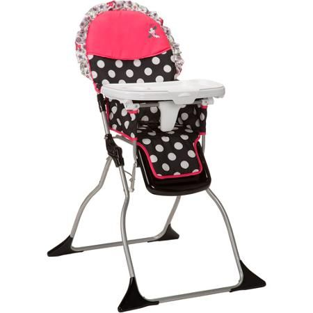 Give Baby The Most Stylish Seat At The Table This Pink