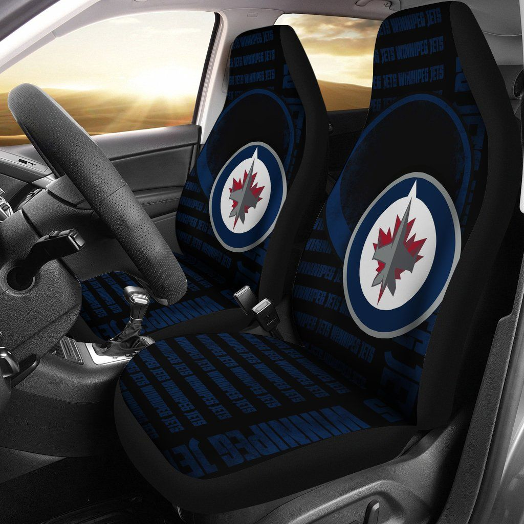 new concept 85b60 8a073 The Victory Winnipeg Jets Car Seat Covers | Winnipeg Jets ...