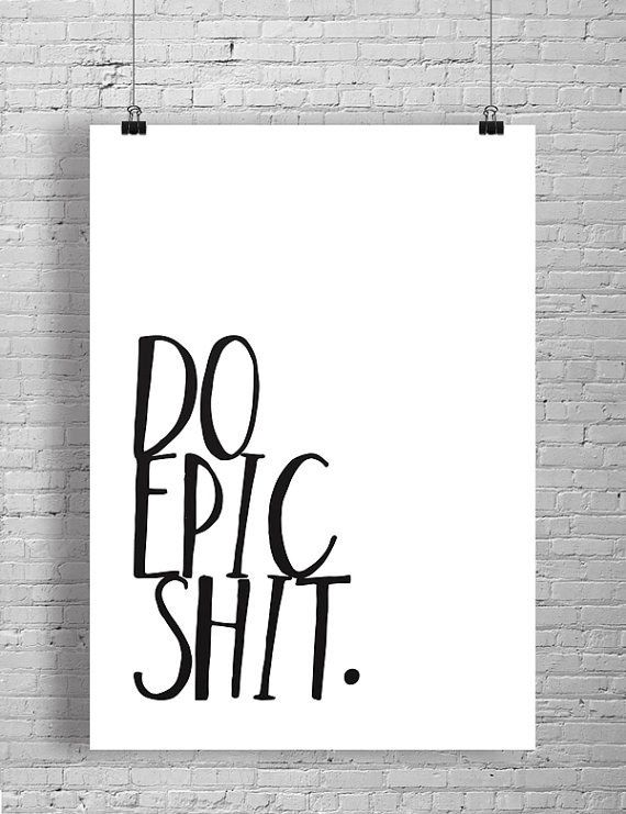 23 Artfully Profane Wall Prints That Are Just Keeping It