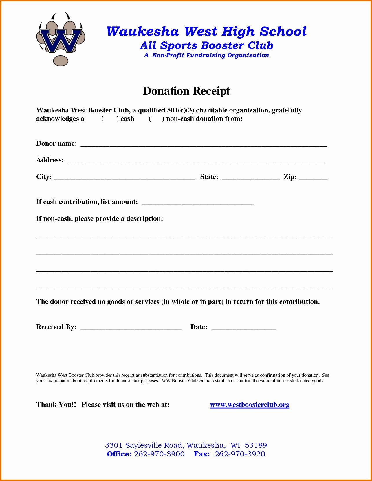 Non Profit Donation Form Template Awesome Non Profit Donation Receipt Templatereference Letters Non Profit Donations Fundraising Organization Donation Form