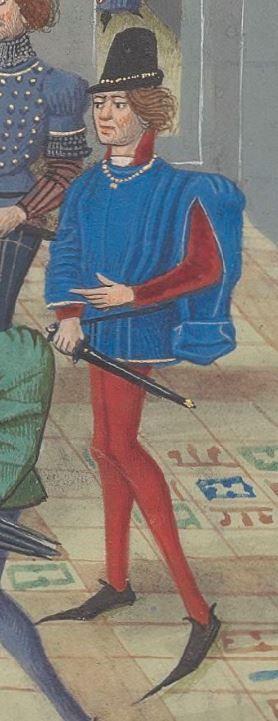 Regnault de Montauban, rédaction en prose. Regnault de Montauban, tome 2 Date d'édition : 1451-1500 Ms-5073 réserve Folio 275r