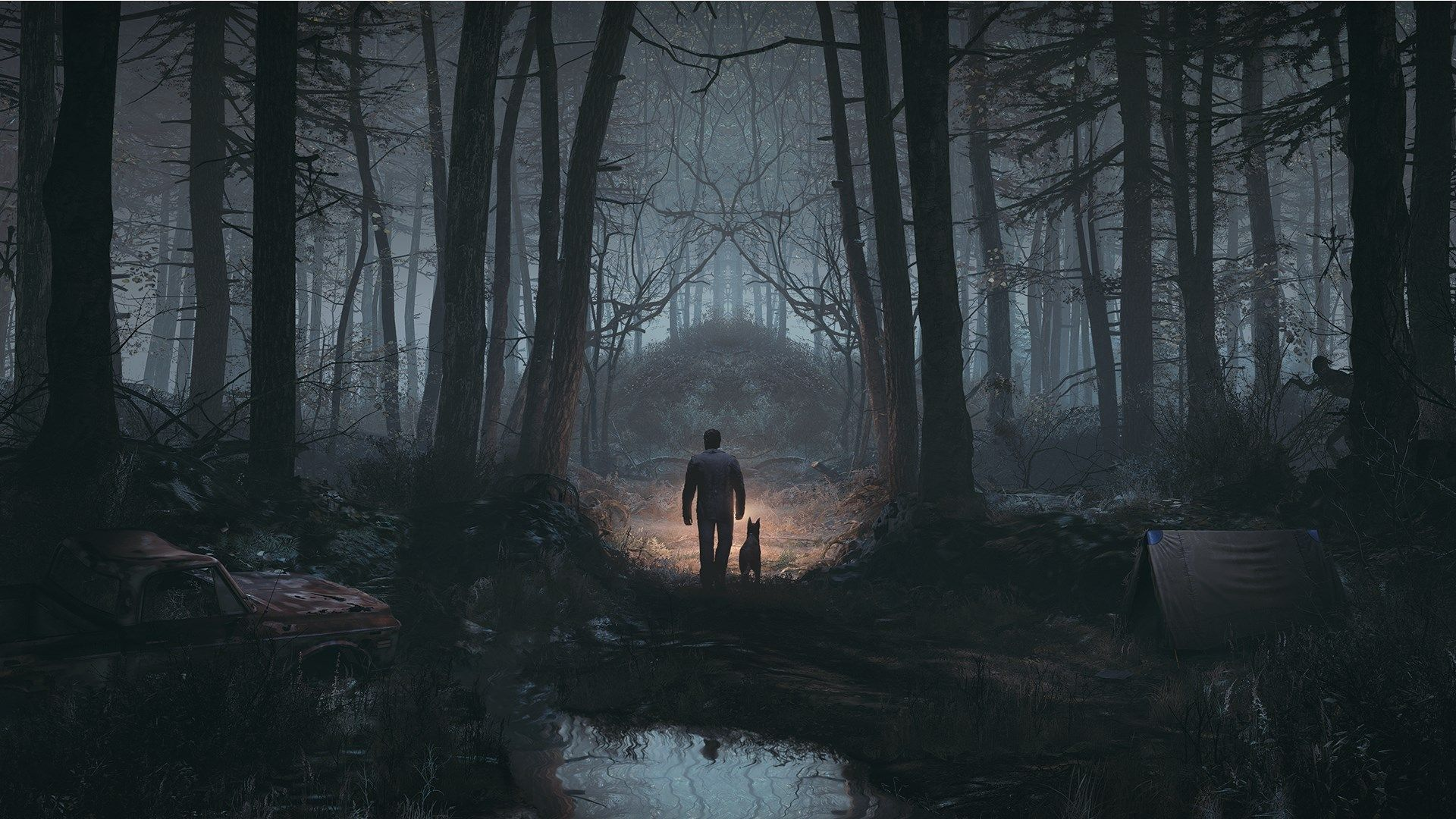 Blair Witch launches today on Xbox and PC Blair witch