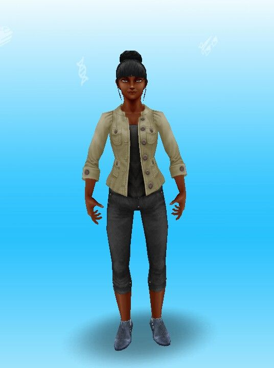 The Sims Freeplay Simsfreeplay Name Terrisa Brown Hobby Fash My Sims Sims Pants