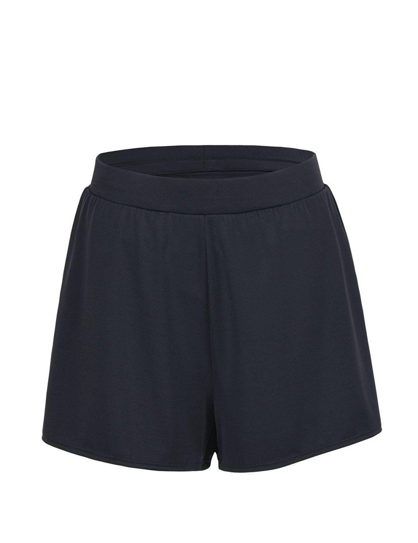 ef7582ffbe Women's Boy Leg Swim Bottom UPF 50+ High Waisted Tankini Bottom Swim ...