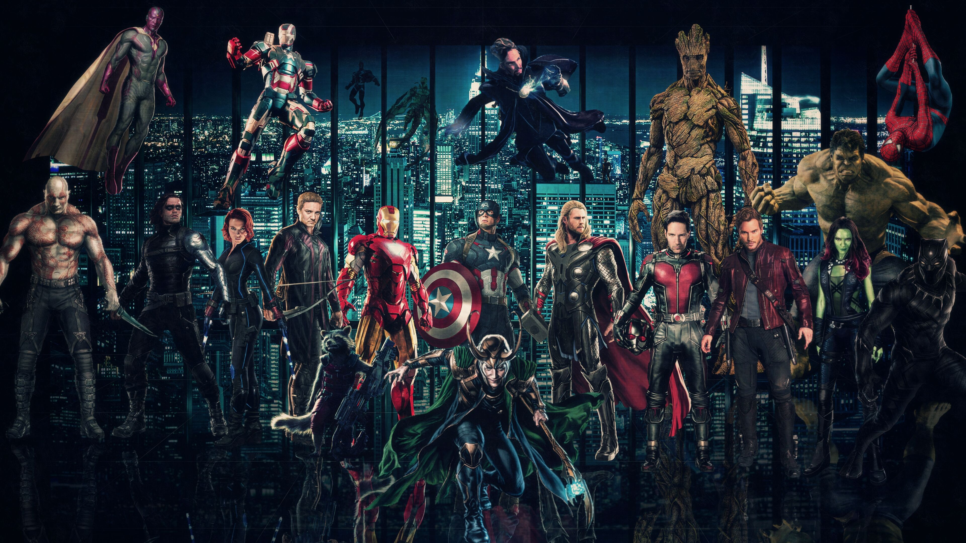Pin By Arliegh Emata On Marvel Cinematic Universe Avengers Marvel