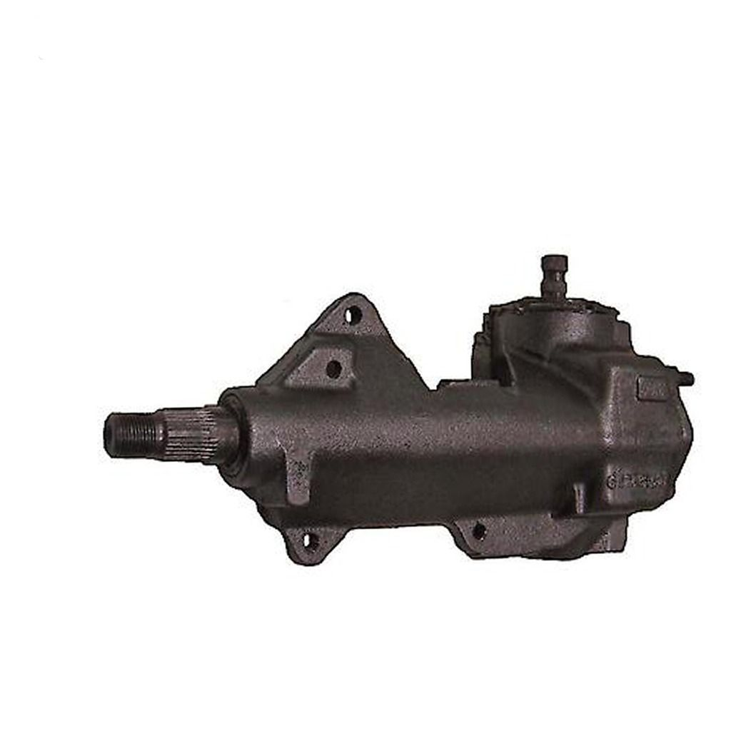Complete Manual Steering Gearbox Assembly - F-100, F-150, F