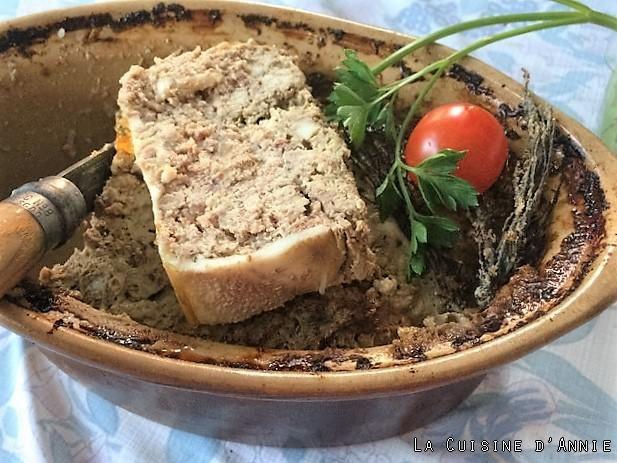 Recette Terrine De Campagne La Cuisine Familiale Un Plat Une