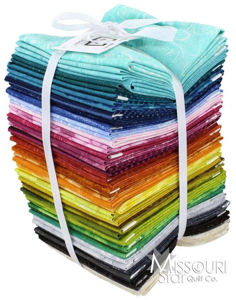 Edges Fat Quarter Bundle from Missouri Star Quilt Co