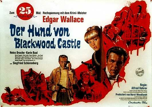 Watch Der Hund von Blackwood Castle Full-Movie Streaming
