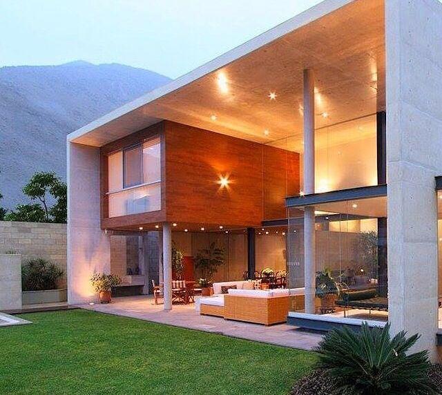 Genial Schöne Moderne Häuser, Modernes Wohnen, Mein Traumhaus, Haus Design,  Schöner Wohnen, Grundrisse, Hausbau, Aussen, Fassaden