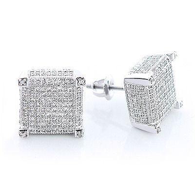 14K Diamond Stud Earrings 1.15  71% off  www.itshot.com