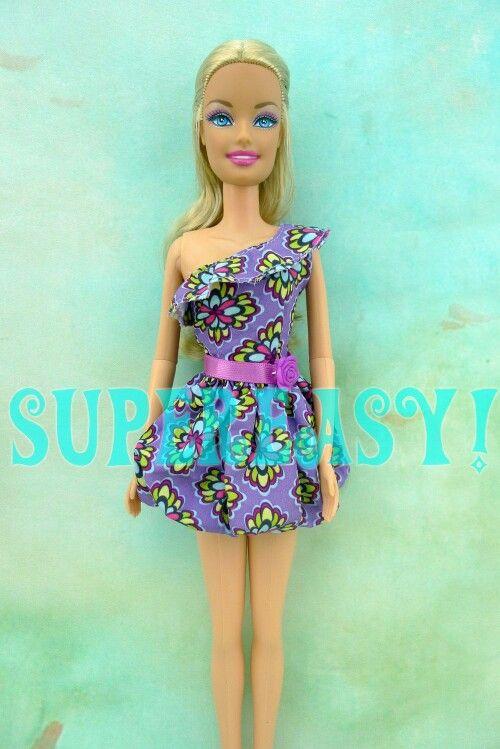 Compare Prices on Purple Barbie Clothes- Online Shopping/Buy Low ...