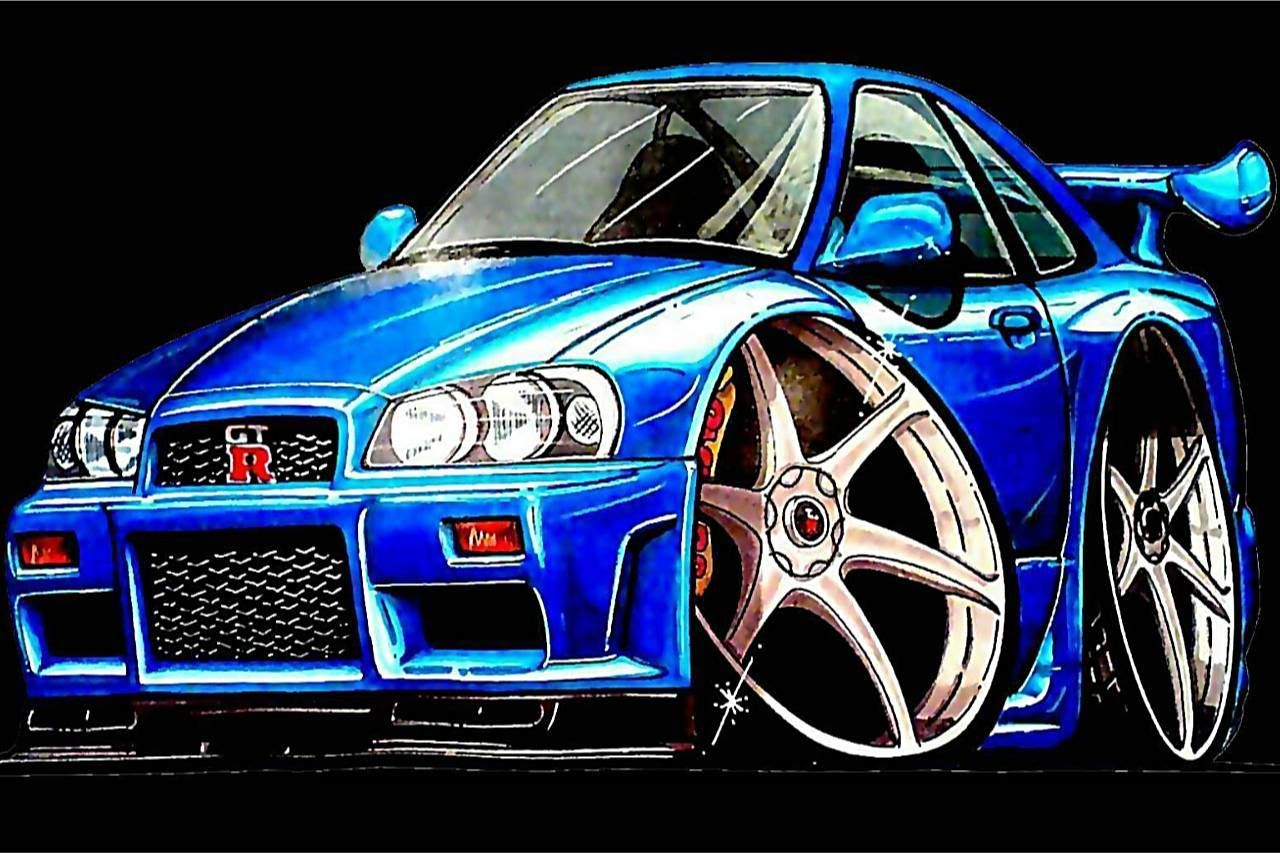 Cartoon car google cart toon pinterest dessin - Coloriage cars toon ...