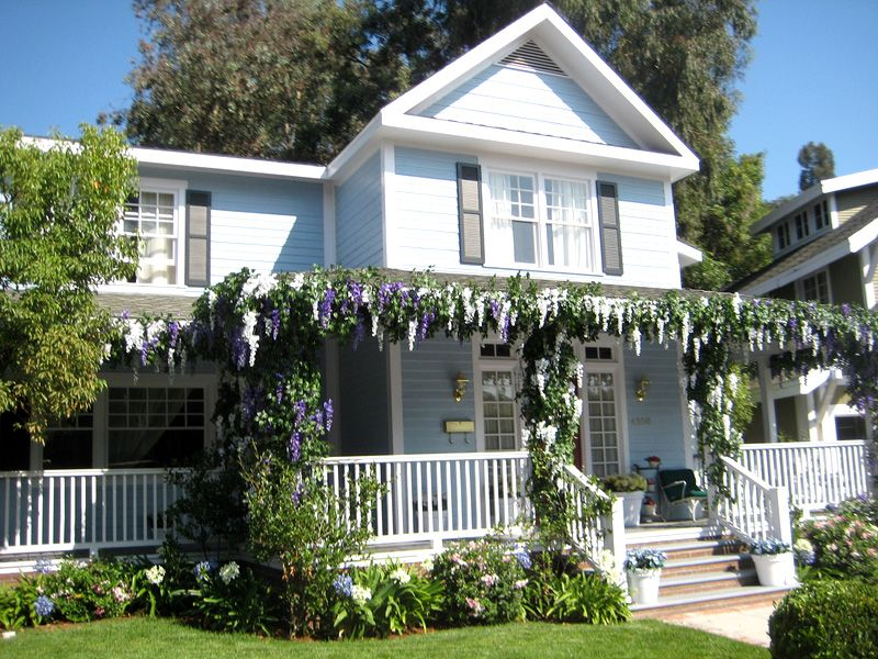 Desperate housewives wisteria lane houses probably