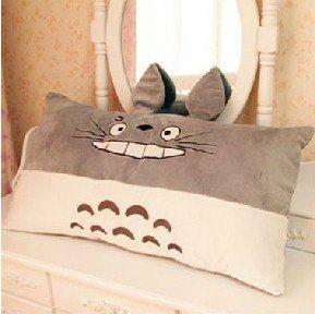 Wahre Liebe Cartoon Totoro Kissen Totoro Langen Kissen Amazon De