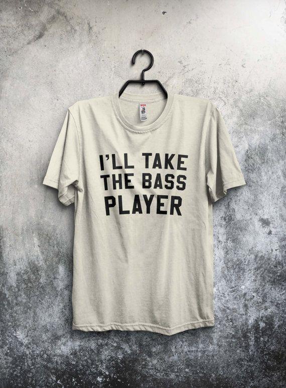 871b4e5316dc BASS PLAYER t-shirt