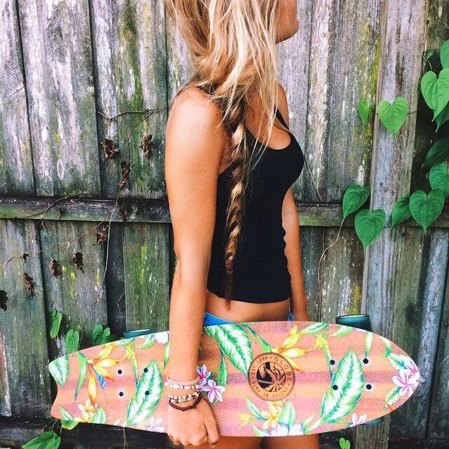 Floral Long(ish)#board