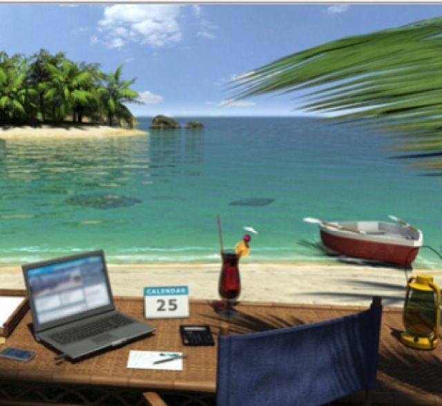 .futuro escritorio...kkk..delicia