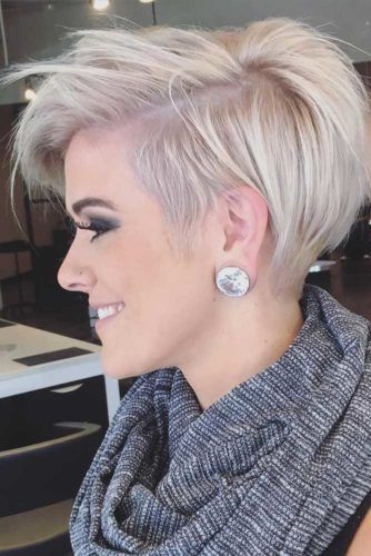 12 Adorable Stylish Short Haircuts For Thick Hair