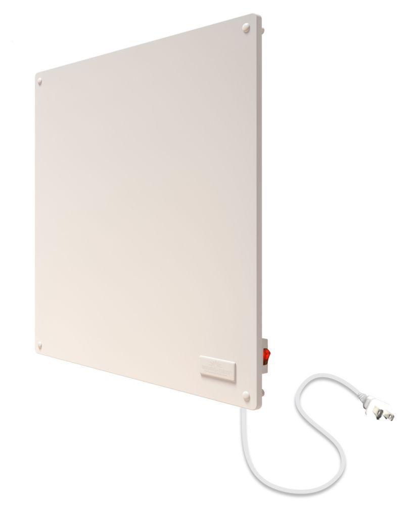 Econo Heat 400 Watt Wall Panel Convection Heater Gh Bathroom