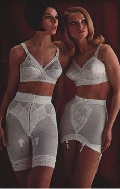 bras vintage girdles Vintage