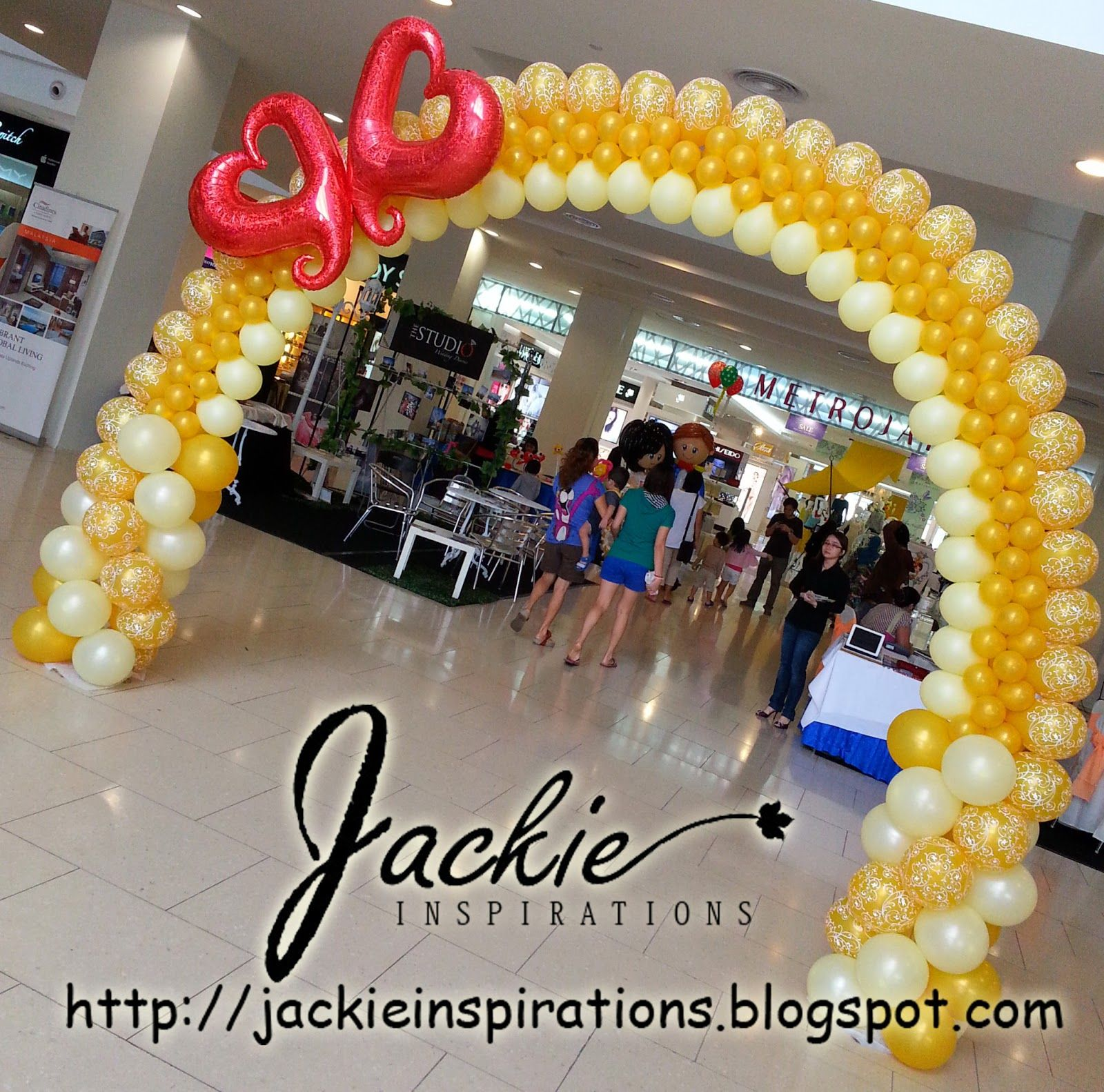 Party balloons decorations - Balloon Decorations For Weddings Birthday Parties Balloon Sculptures In Kuching And Sibu Sarawak