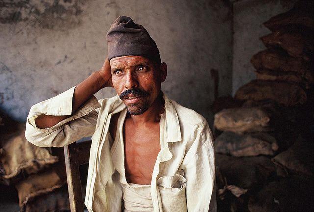 Nepal, coal worker / BIBLE IN MY LANGUAGE