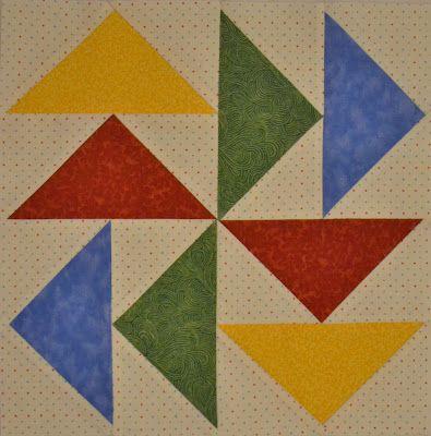 Chock A Block Quilt Blocks Dutchmans Puzzle Quilt Blocks
