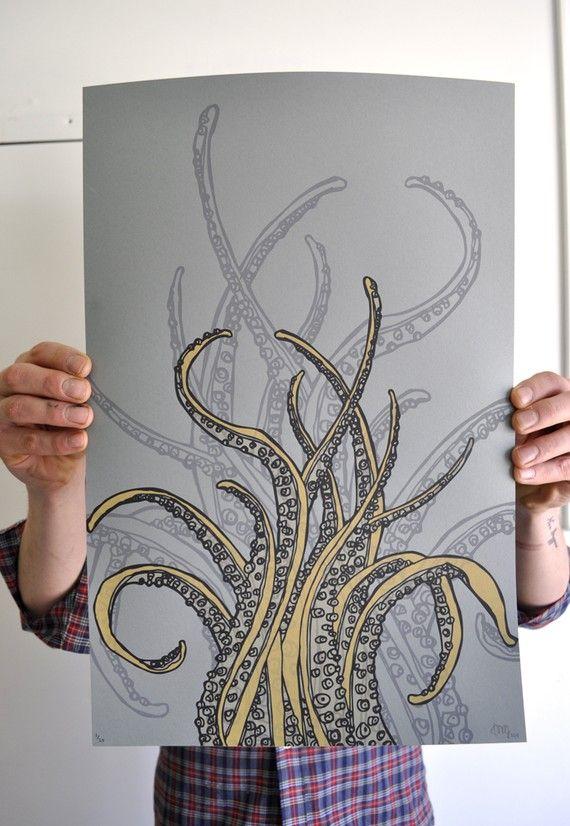 Mmm, tentacles. £18.86