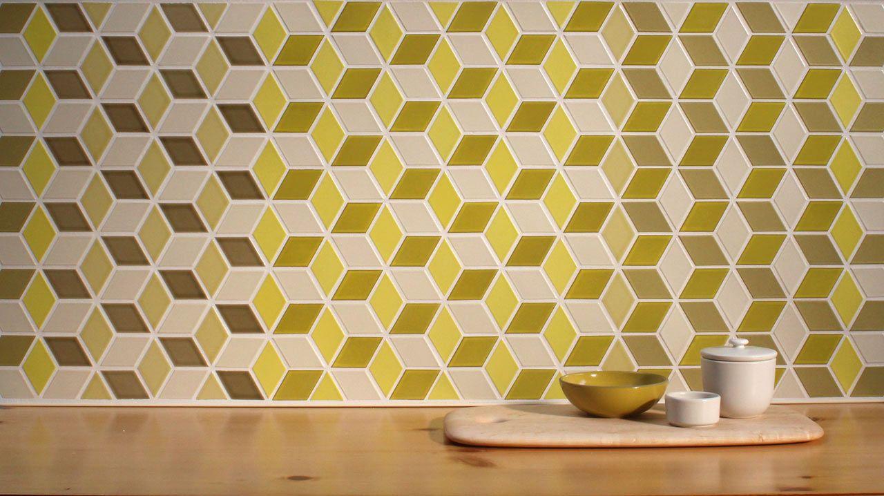 Mural tile twill heath ceramics 6 heath ceramics and interiors mural tile twill heath ceramics 6 dailygadgetfo Images