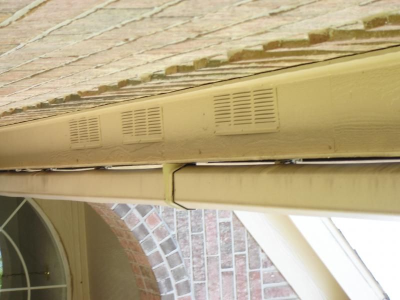 When You Can See Daylight Between Your Gutter And Fascia Board It S A Bad Thing Gutters Rain Gutters Gutter