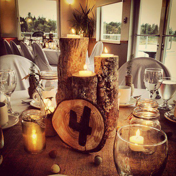 Best 25 Rustic Table Settings Ideas On Pinterest