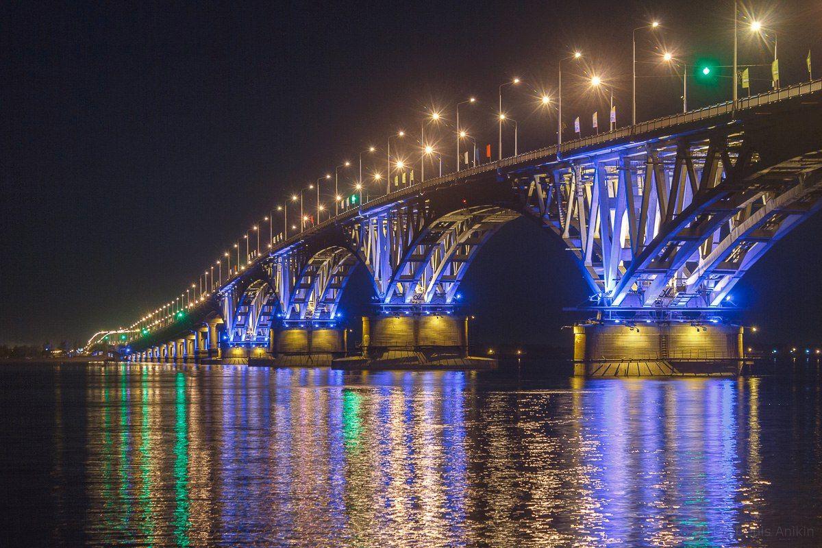 К 2026 году построят новый мост через Волгу