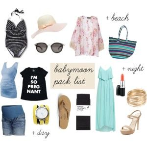8420386eef114 Babymoon Pack List | MAMA STYLE | Beach vacation packing list
