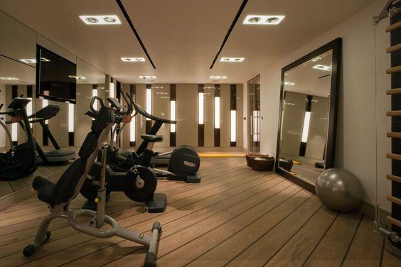 Beautiful Modern Gym Design