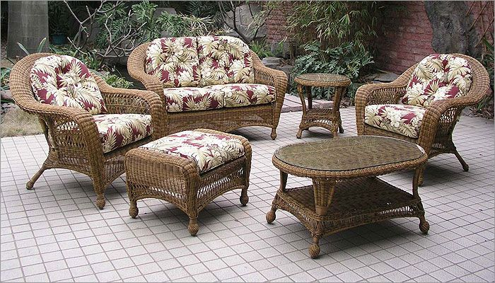 Lovely Wicker Outdoor U0026 Patio Furniture For You Sweet Home