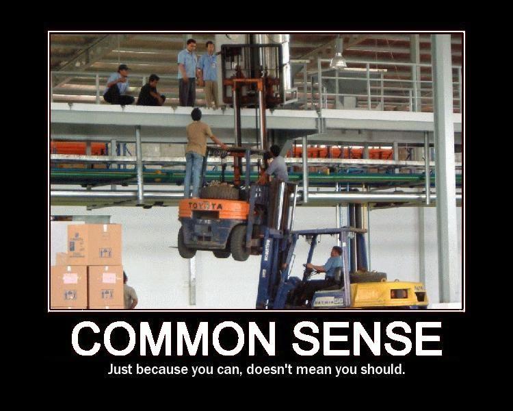 common_sense | Common sense, Poster and Safety