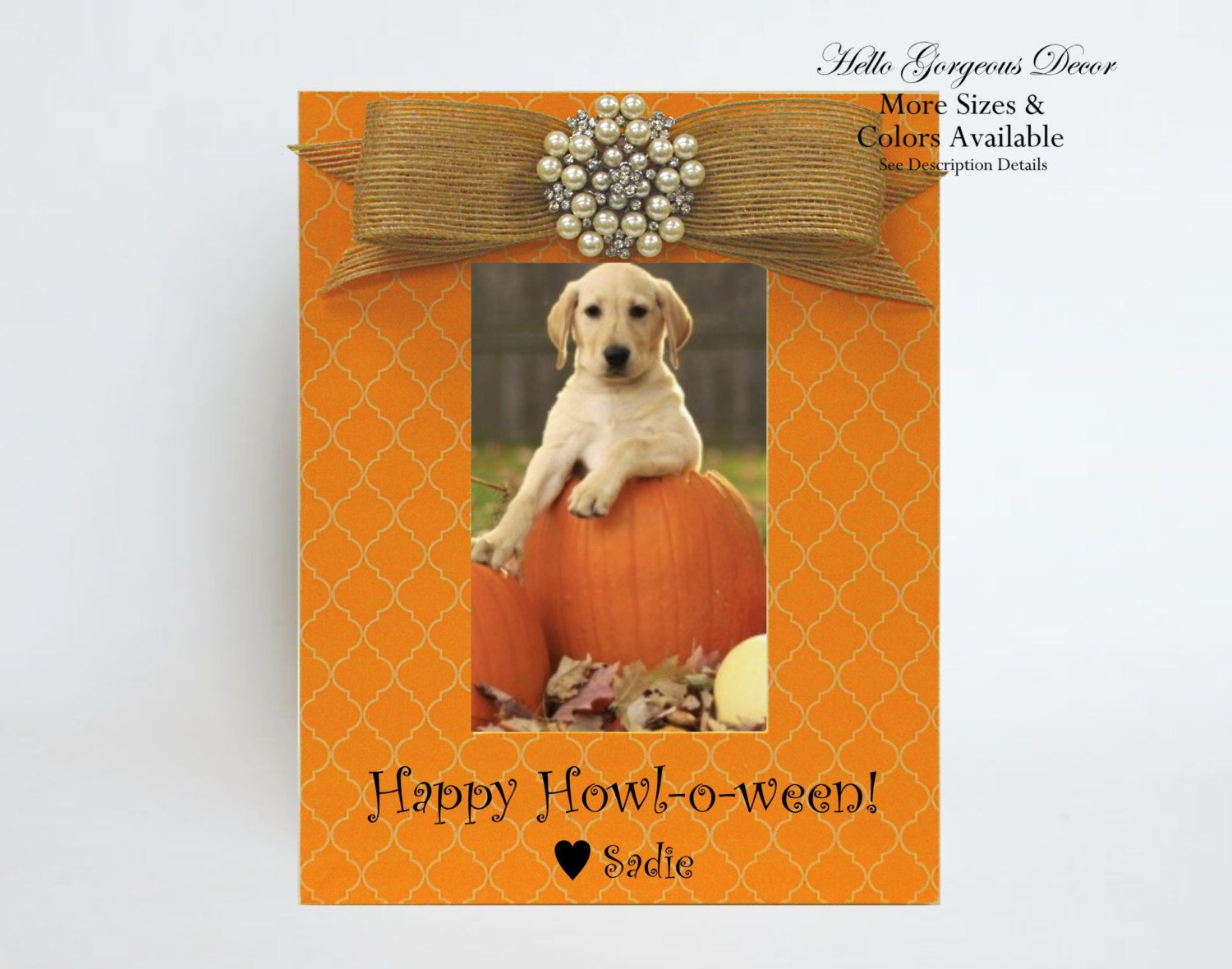 dog picture frame gift halloween puppy costume new dog gift photo frame new puppy gift ideas