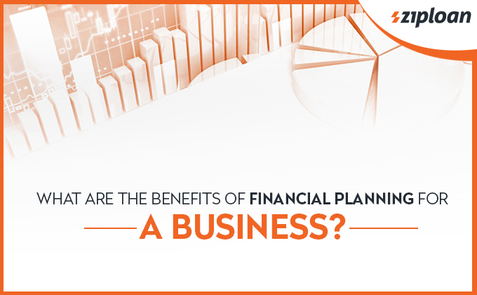 Financial planning is an important aspect for a business
