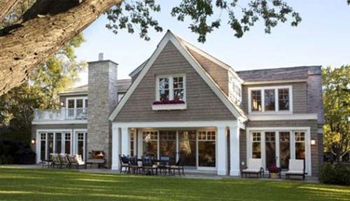 Shingle Style House Plans 19 Shingle Style Homes Diverse