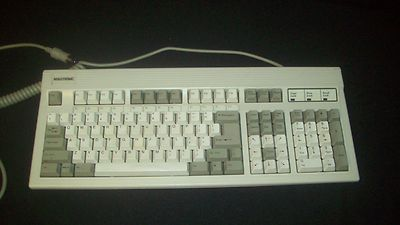 Vintage Magitronic Keyboard - AT Connection - It's a CLICKY!!