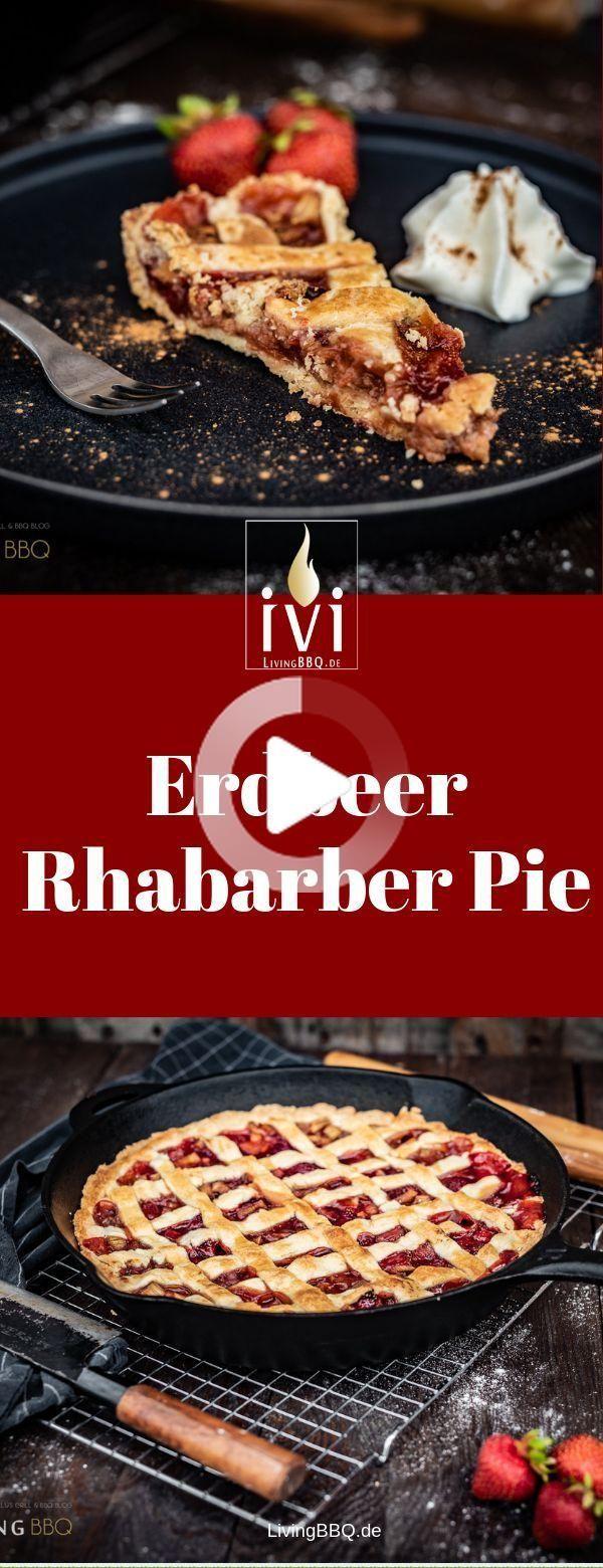 Erdbeer Rhabarber Pi