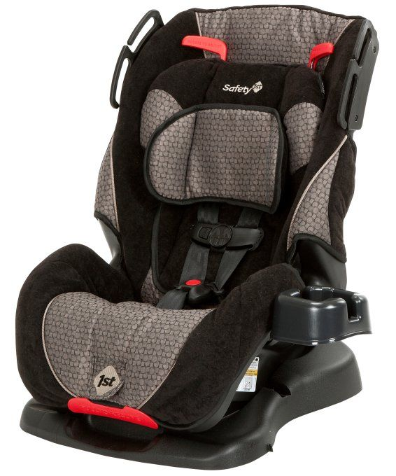 fd5ef3f99737 Safety 1st All-in-One Convertible Car Seat - Dorian   CC068BWO ...